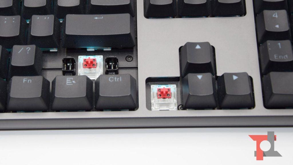 La Mi scrivania 1: recensione Xiaomi Game Keyboard 5