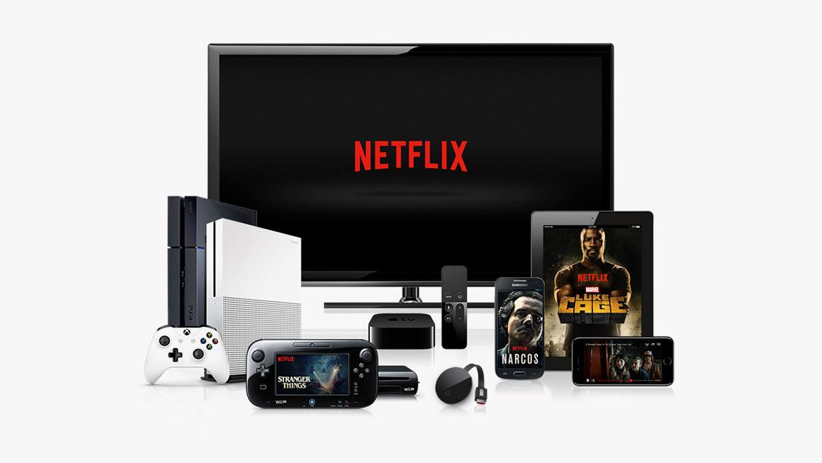 Dispositivi compatibili con Netflix