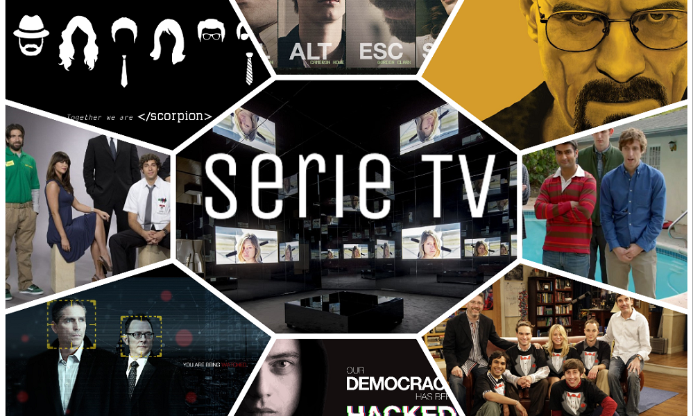 stream series tv