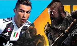 FIFA 19 e Call of Duty Black Ops 4