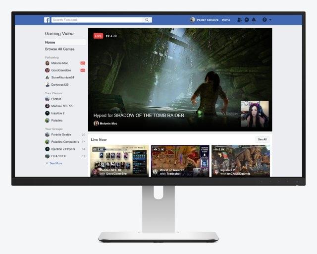 Facebook Gaming Level Up Program