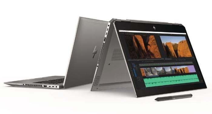 HP ZBook di nuova generazione con CPU Intel Core i9 e GPU NVIDIA Quadro P2000 1