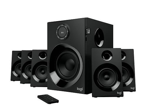 Logitech Z607 è un nuovo sistema con audio 5.1 Surround dall'ottimo rapporto qualità prezzo 1
