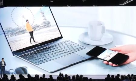Huawei Matebook presentazione novembre