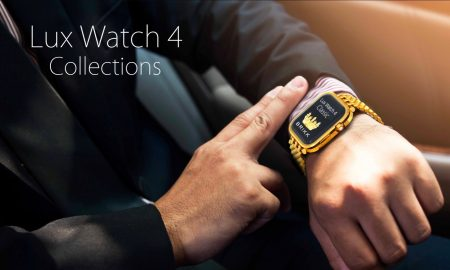 Lux Watch 4 - Apple Watch Series 4 di lusso