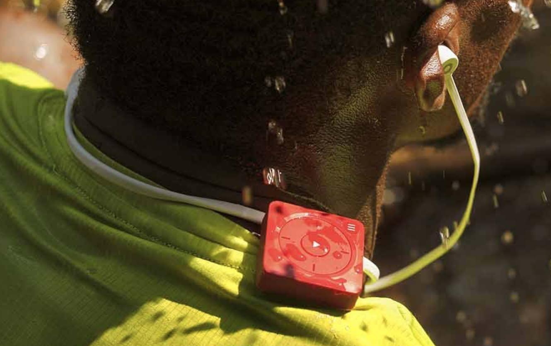 """Mighty Vibe è un """"iPod Shuffle"""" pensato per Spotify 1"""