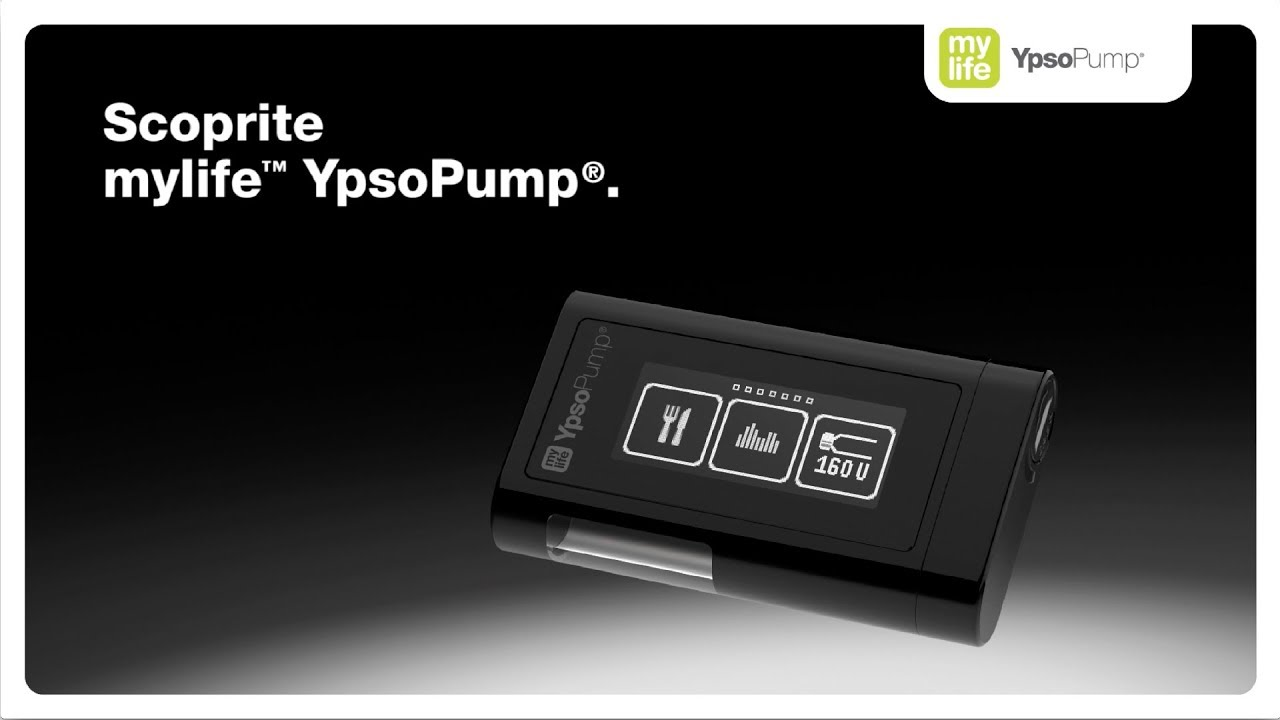 Mylife YpsoPump microinfusore diabete tipo 1