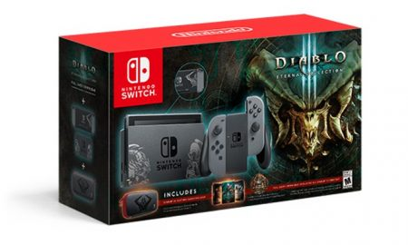 Nintendo Switch Diablo 3 Eternal Collection Bundle