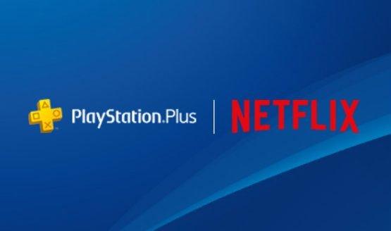 PlayStation Plus Netflix