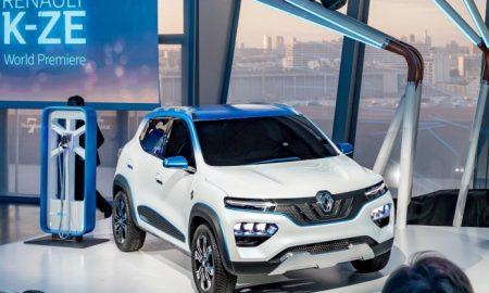 Renault K-ZE Concept auto elettrica (1)