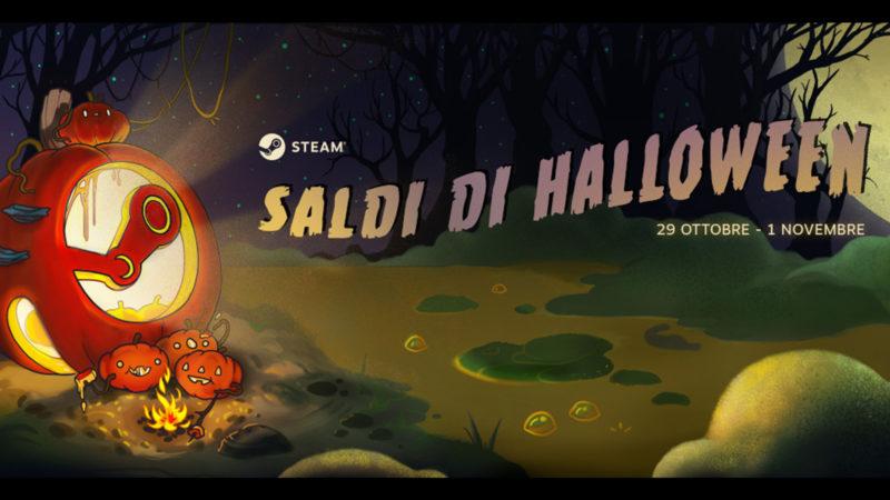 Saldi Steam Halloween