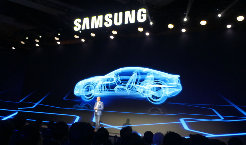 Samsung Exynos Auro e Samsung ISOCELL Auto