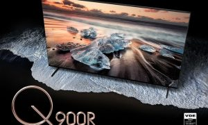 Samsung QLED TV Q900R 8K