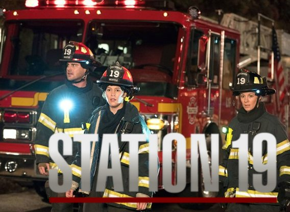 Serie TV Sky maggio 2019 Station 19