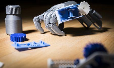 Stampa 3D oggetti sensori senza batteria