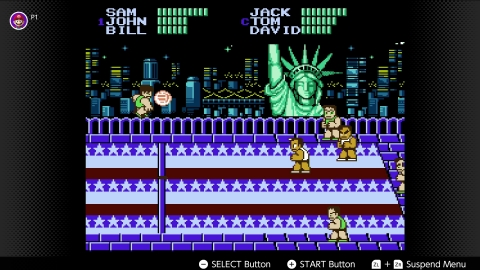 Nintendo Switch Online si arricchisce di 3 nuovi giochi classici 3