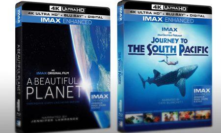 Ultra HD Blu-ray IMAX Enhanced con HDR10+