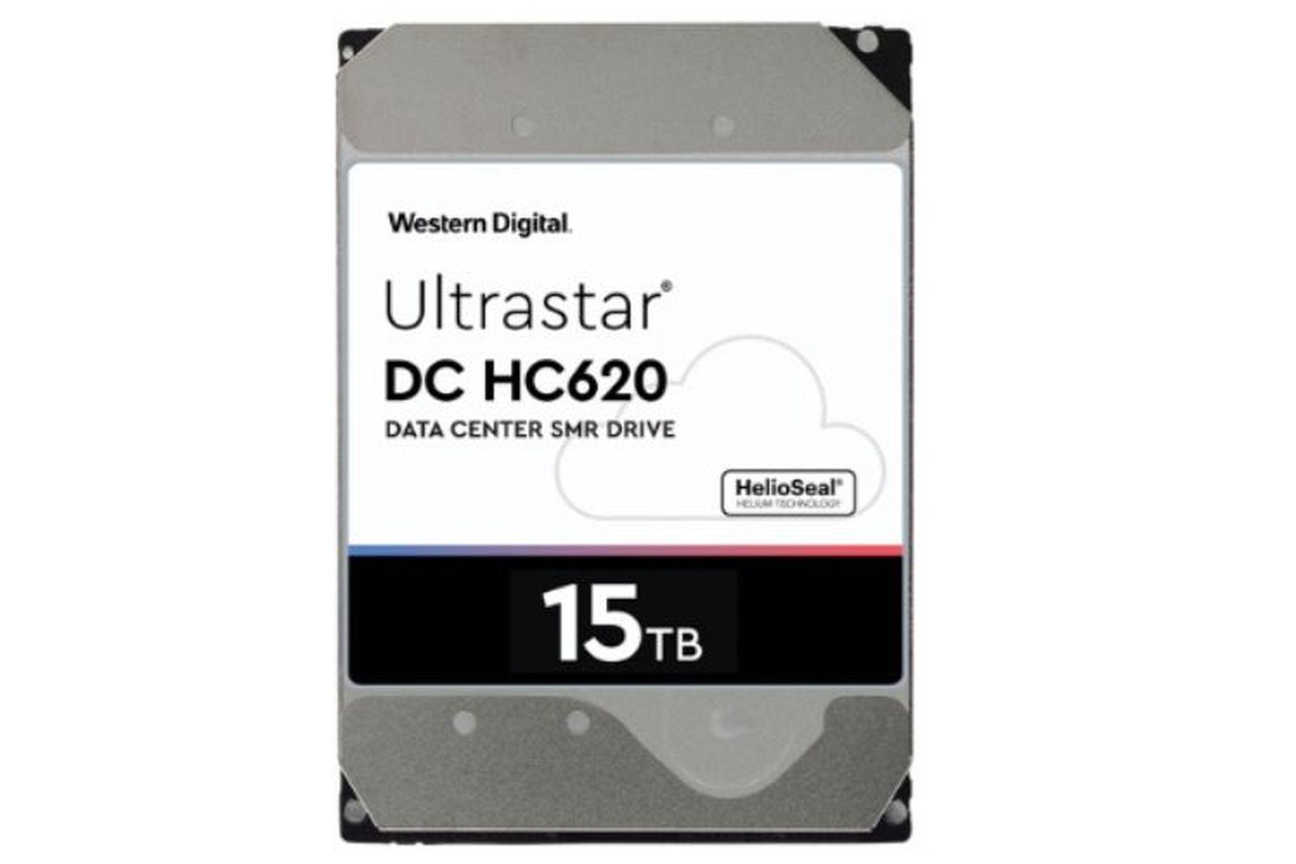 WD Ultrastar DC HC620 15 TB
