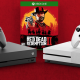 Xbox One S e Xbox One X + Red Dead Redemption 2