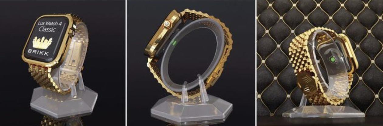 Apple Watch Series 4 vi sembra poco costoso? Provate questa variante da 1 milione di dollari 1