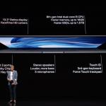 Apple presenta i nuovi MacBook Air con display Retina e TouchID 10