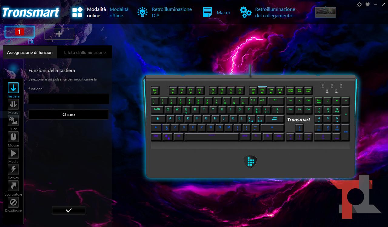 Recensione Tronsmart TK09R: un'ottima tastiera meccanica RGB a meno di 60€ 11
