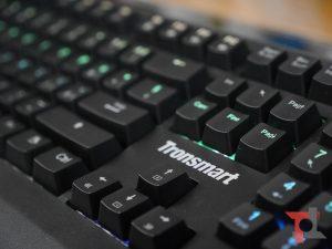 Recensione Tronsmart TK09R: un'ottima tastiera meccanica RGB a meno di 60€ 10
