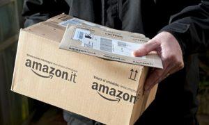 Amazon operatore poste in Italia