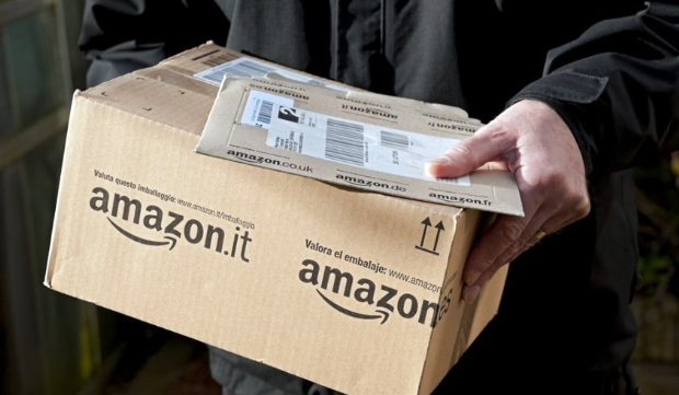 Amazon operatore poste in Italia
