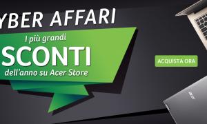 Black Friday Acer 2018