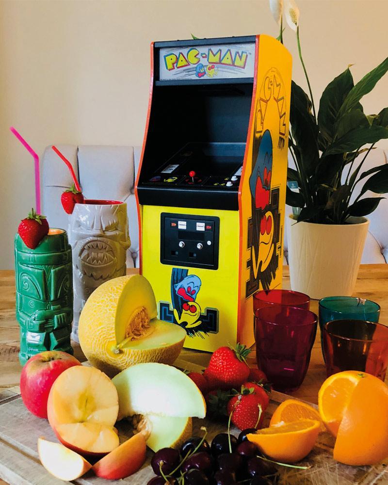 Il Cabinet Arcade ufficiale di Pac-Man disponibile a 170 euro 3