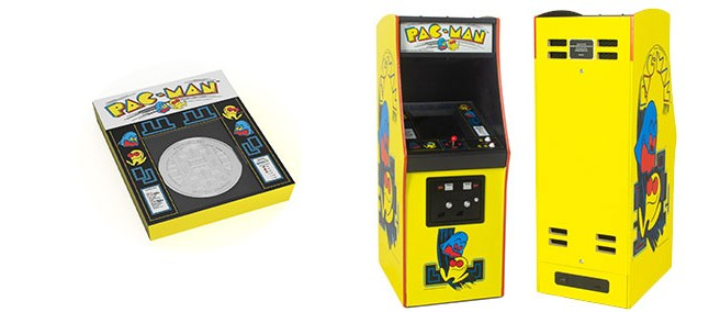 Cabinet Arcade Pac Man