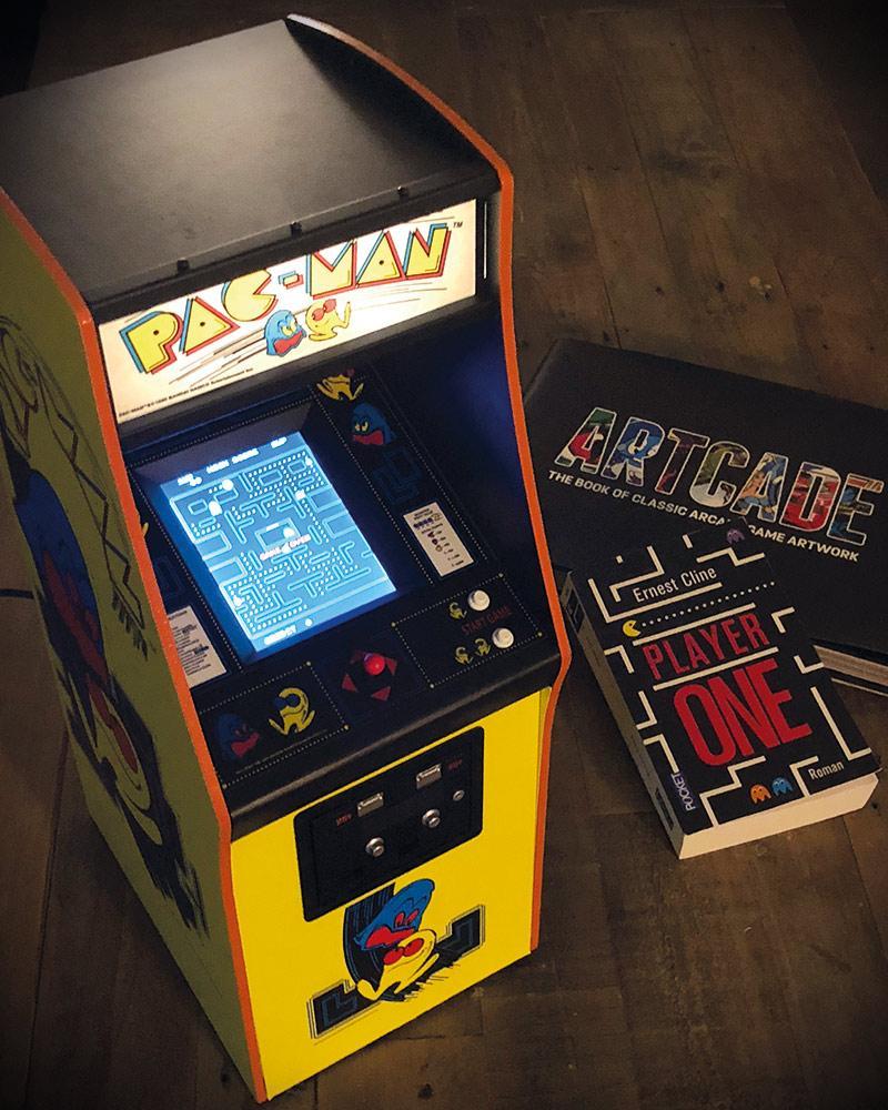 Il Cabinet Arcade ufficiale di Pac-Man disponibile a 170 euro 1