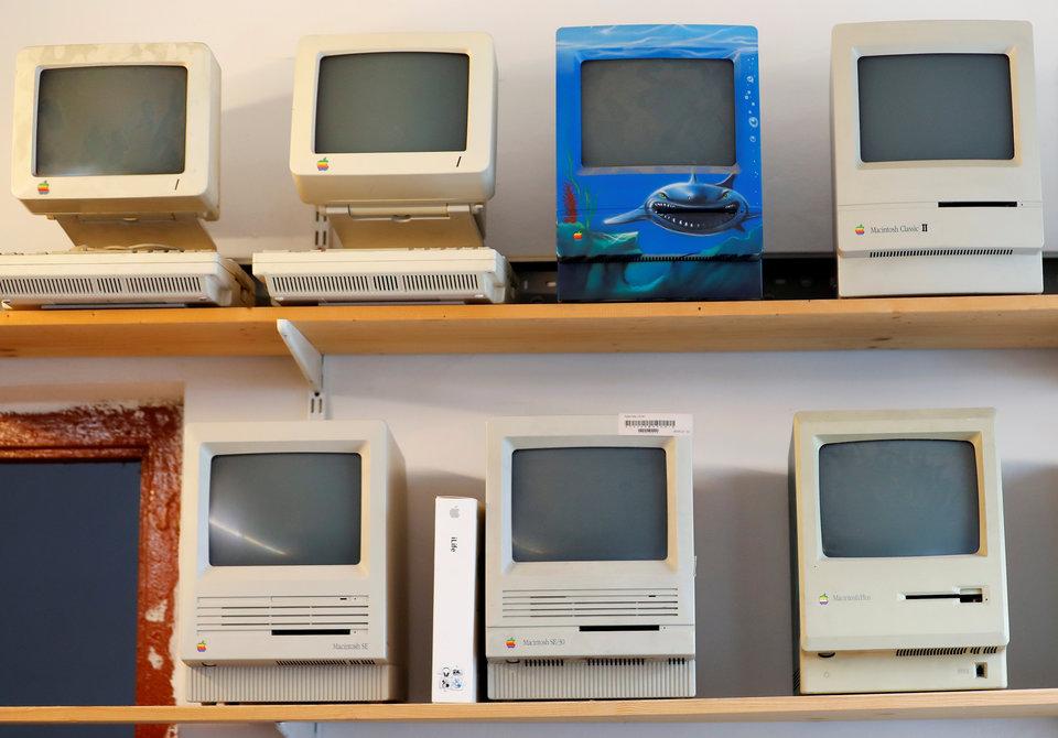 Collezione computer Apple