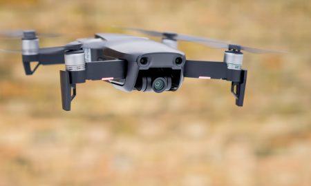 DJI Mavic Air droni aereo