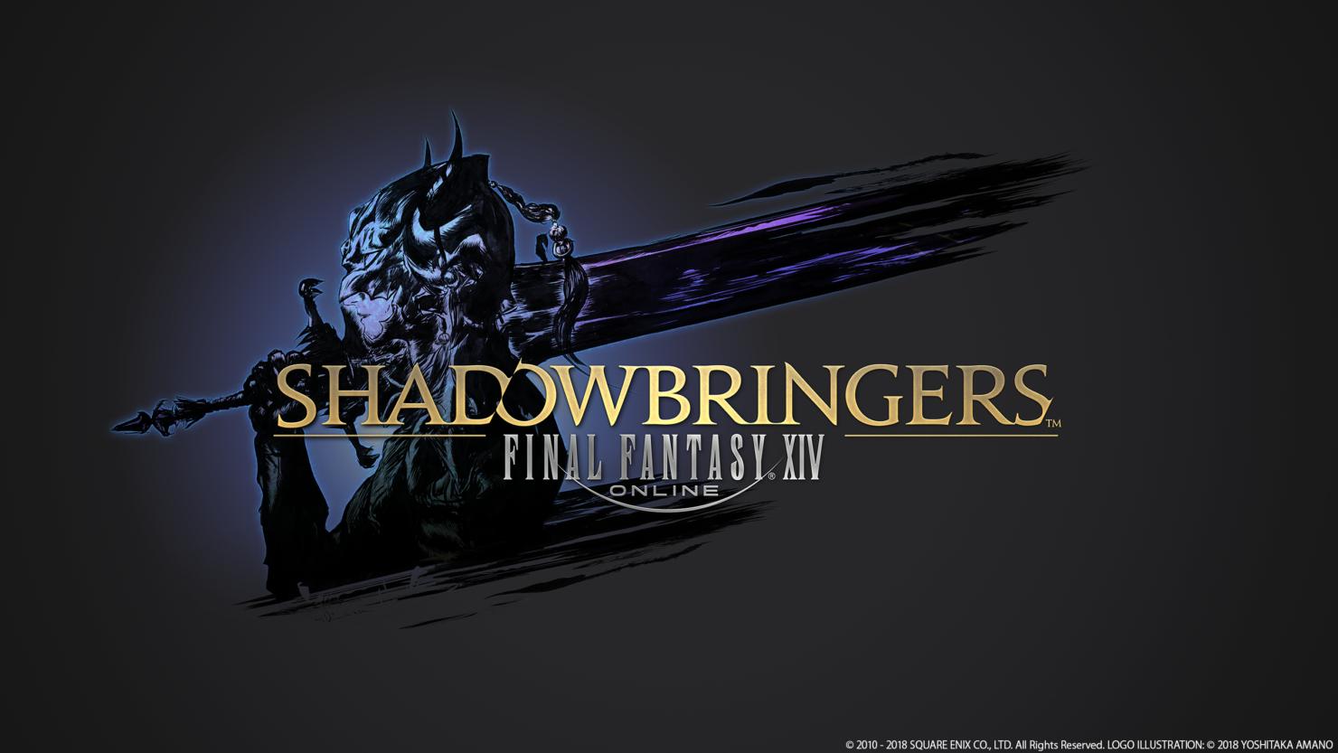 Final Fantsy XIV Shadowbringers