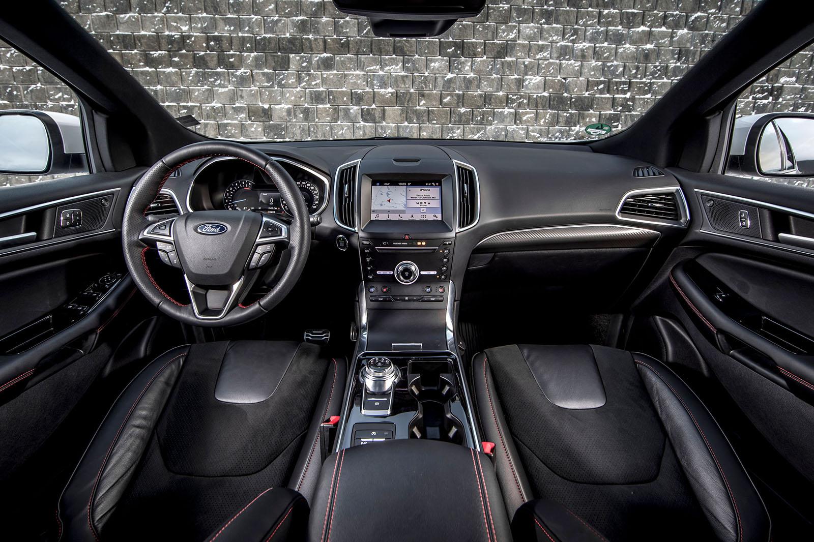 Ford Edge si rinnova con la nuova versione 2019 disponibile in Titanium, ST-Line e Vignale 2