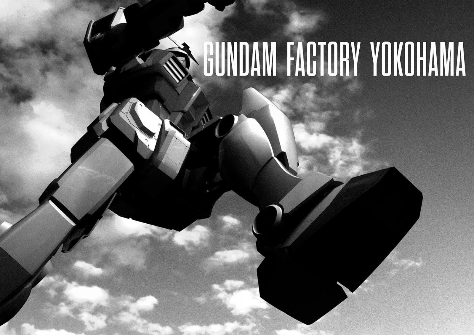 """In Giappone si sta costruendo un """"modellino"""" da 18 metri di un Gundam 1"""