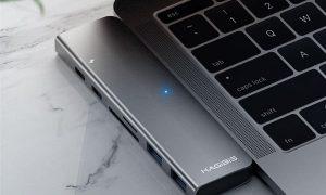 Hub USB Type-C 7-in-1 per MacBook da soli 20 euro (1)