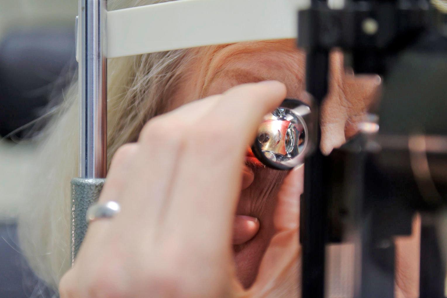 Impianto glaucoma