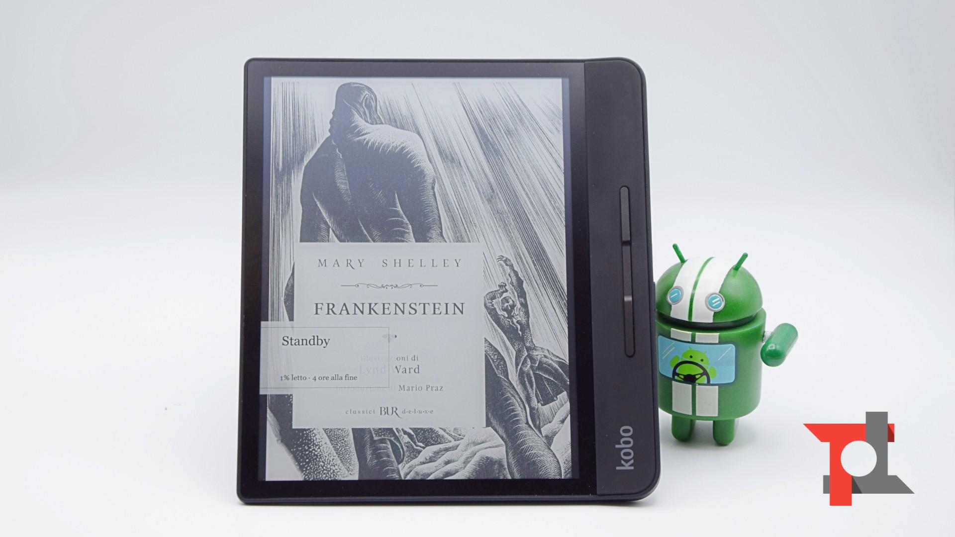 Recensione Kobo Forma, l'e-book definitivo secondo Rakuten