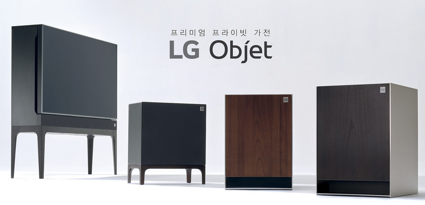 LG Objet