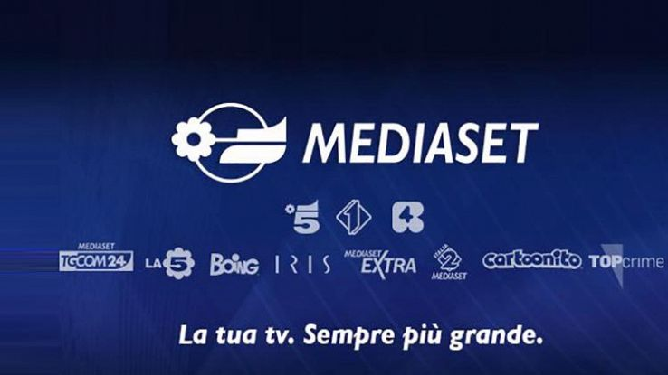 Mediaset su Sky