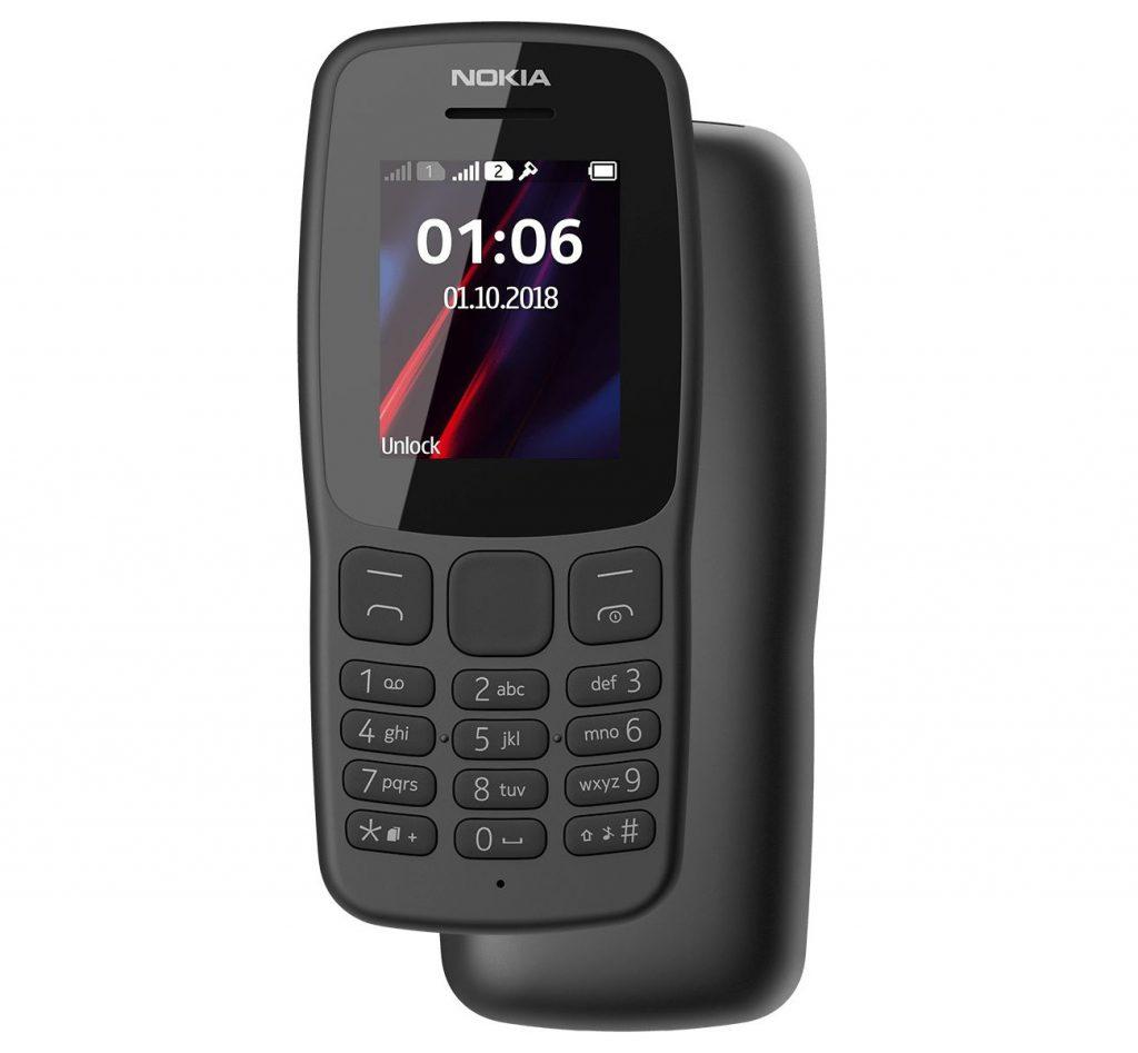 HMD torna al passato riportando in auge il Nokia 106 1
