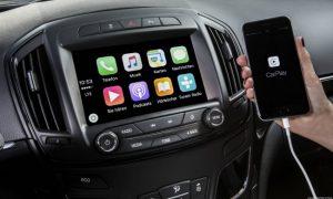 Opel Apple CarPlay