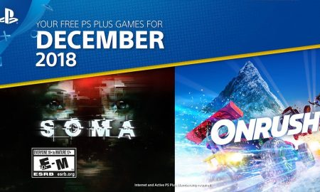 PlayStation Plus dicembre 2018