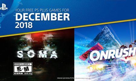 PlayStation Plus dicembre 2018