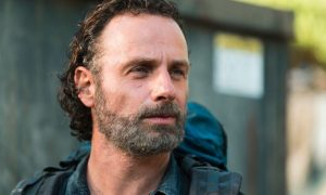 Rick Grimes di The Walking Dead