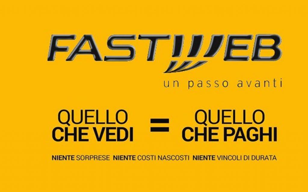Rimodulazioni Fastweb