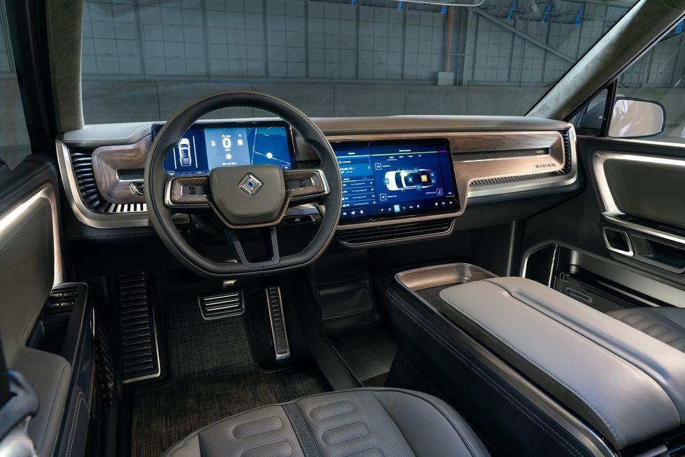 Rivian R1T è un pick-up elettrico da oltre 640 KM di autonomia 1
